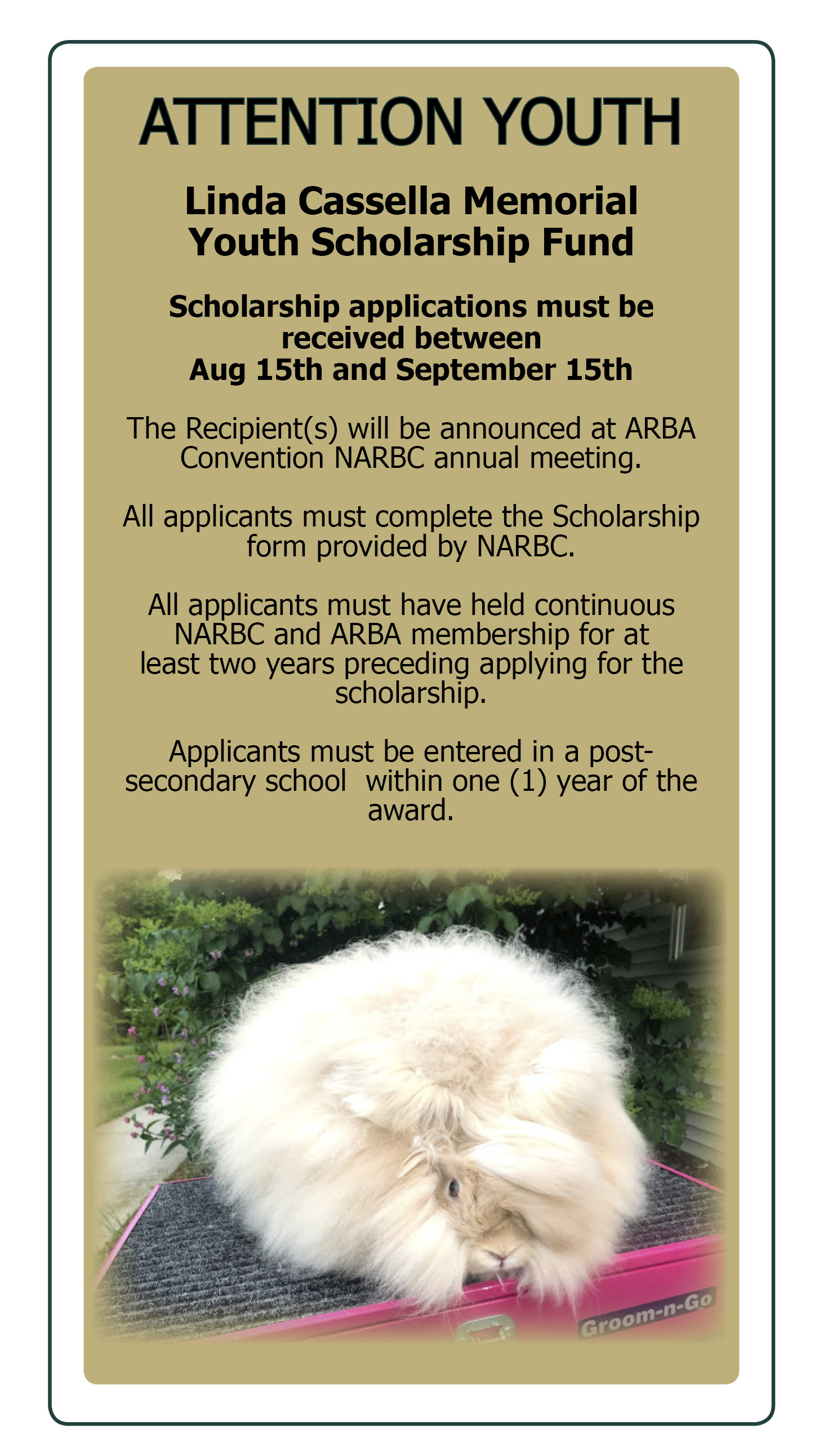 Angora Rabbit Breeders Association